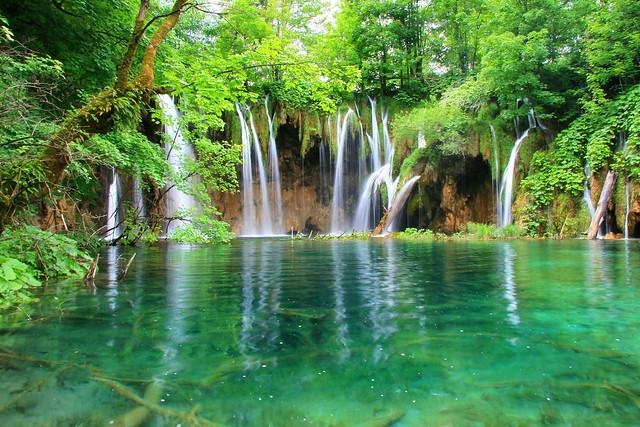 Emerald Flows