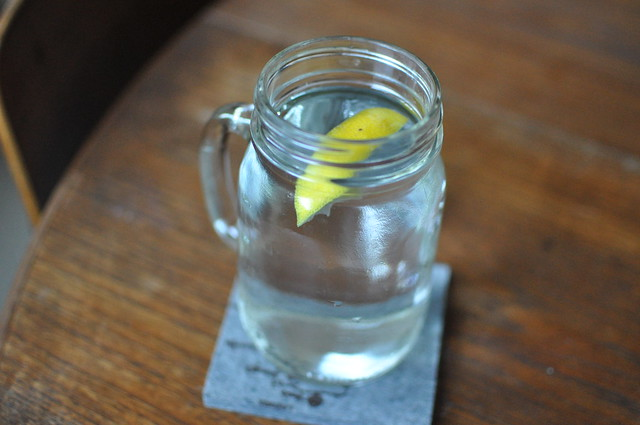 canning jar mug
