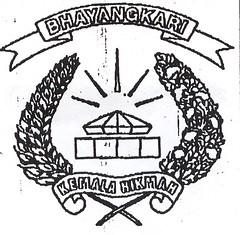 Logo Bhayangkari