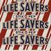 LifeSavers - Canadian StickOPep - 1950's by JasonLiebig
