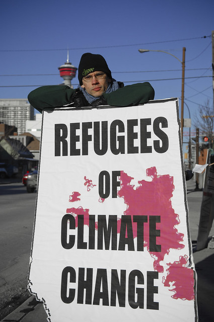 Climate Change Refugees from Flickr via Wylio