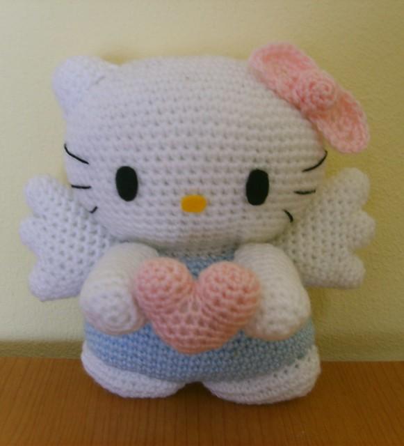 Amigurumi Hello Kitty espanol - Imagui