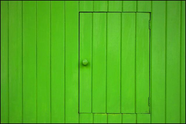 Behind the Green Door. & Green Door - a gallery on Flickr