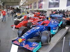 sport venue(0.0), stock car racing(0.0), pit stop(0.0), sports prototype(0.0), race track(0.0), auto racing(1.0), automobile(1.0), racing(1.0), vehicle(1.0), sports(1.0), race(1.0), automotive design(1.0), open-wheel car(1.0), formula racing(1.0), motorsport(1.0), auto show(1.0), indycar series(1.0), formula one(1.0), formula one car(1.0), sports car(1.0),