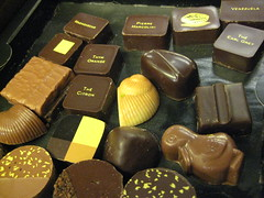 chocolate truffle, sweetness, bonbon, food, chocolate, praline,