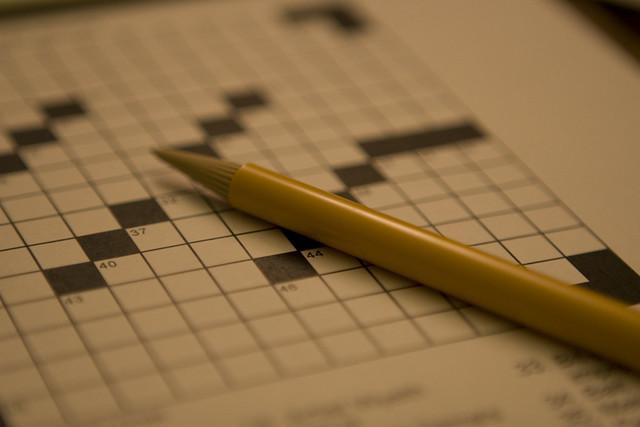 Crossword Anyone?