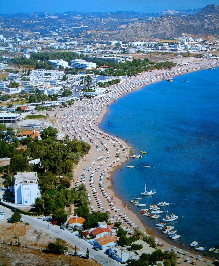 Rhodes Vliha beach 001