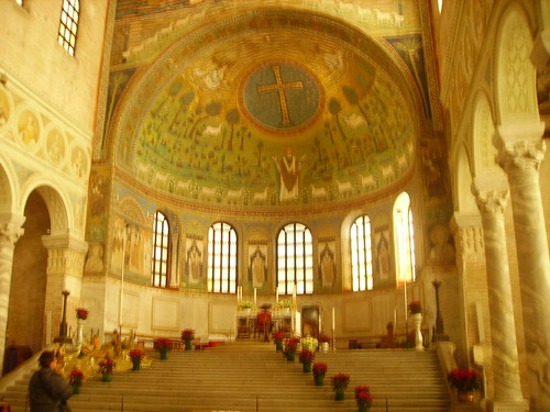 Ravenna - Santa Apollinare in classe by lpelo2000