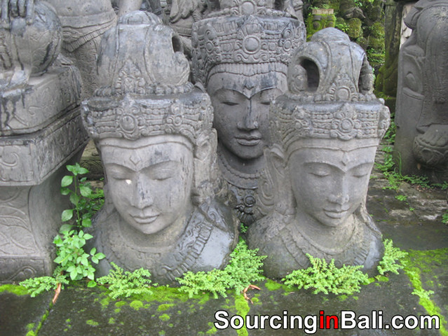 Sib stone carvings bali statues from