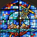 Stain glass window by clickclique