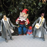 Lost, Zod and Ursa Ask Directions from One of Santa