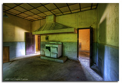 Tyersall House #14 - The Kitchen