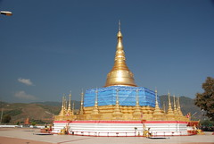 temple, landmark, place of worship, wat, stupa, pagoda,