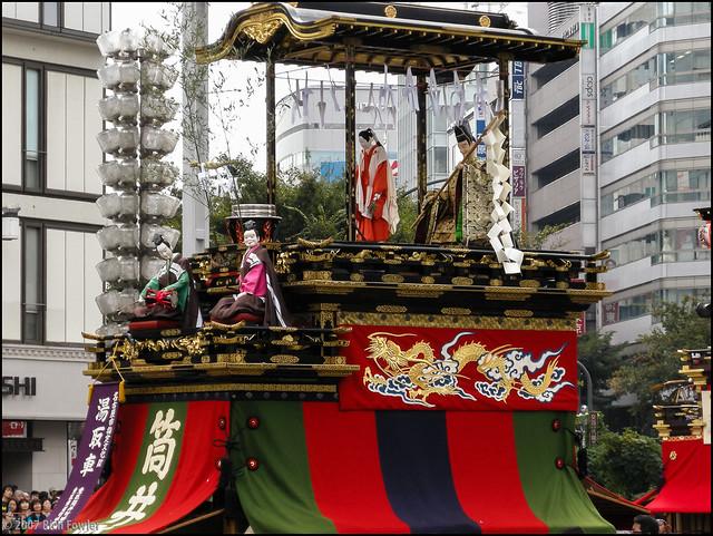Dashi Parade