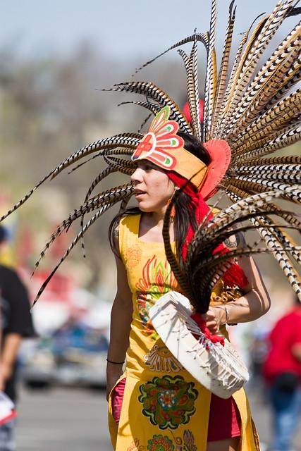 danza mexica cuauhtemoc