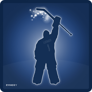 Vancouver Canucks social media icon