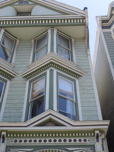 39 queen anne 39 style interesting bay window flickr for Queen anne windows