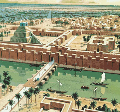 Babylon, Ancient Iraq