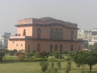 Obraz Lalbagh Fort - Fort Aurangabad w pobliżu Azimpur. fort mohammed dhaka khan bangladesh lalbagh aurangabad azam mughal shaista diwaniaam