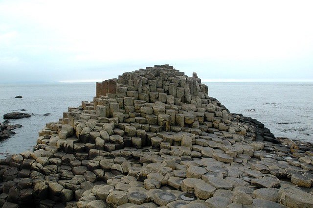 houses of the holy giant s causeway in northern irelandHouses Of The Holy Album Cover