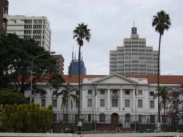 Nairobi - Green City in the Sun