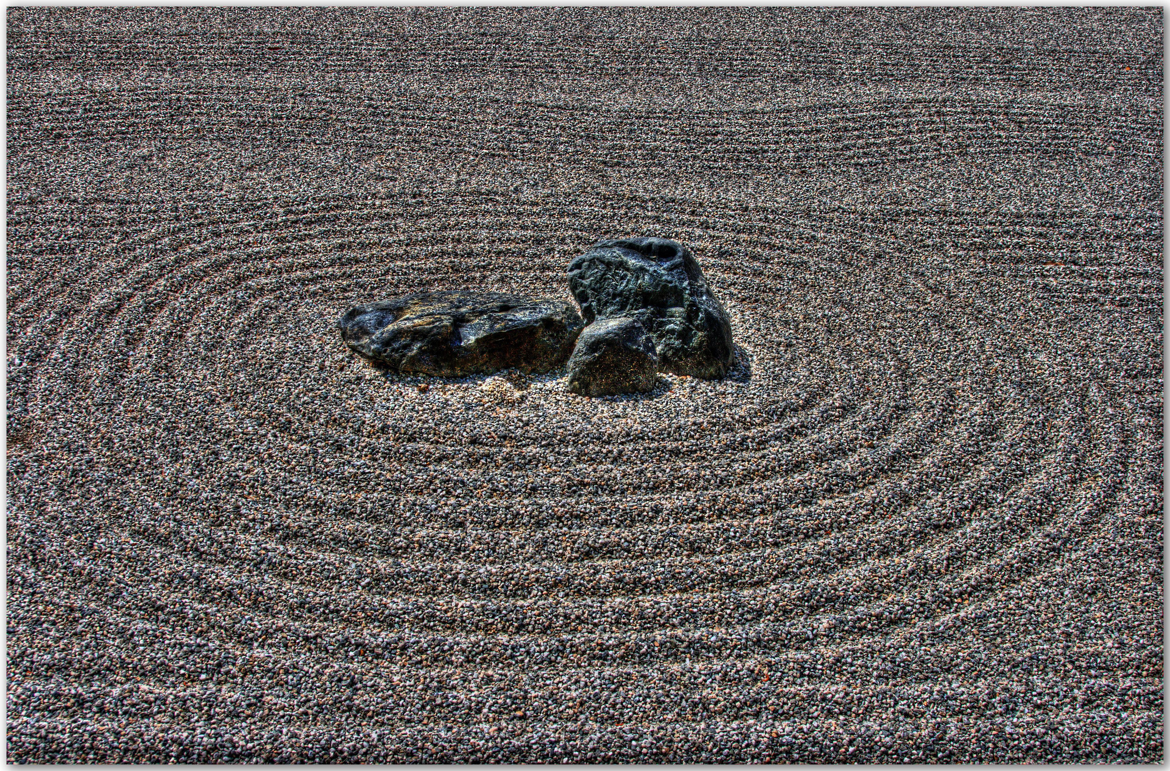 Japanese Rock Garden Flickr Photo Sharing