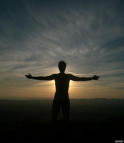 sunset sky men guy contraluz nude geotagged mexico atardecer mexican cielo zacatecas silueta siluet hombre backlighting desnudo 15000 15000views mywinners ltytr1 diamondclassphotographer