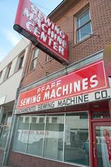 Sewing Machine Store