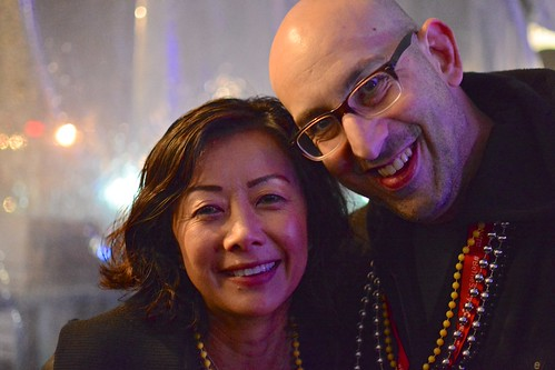 Ann Tran and Geoff Livingston by Geoff Livingston