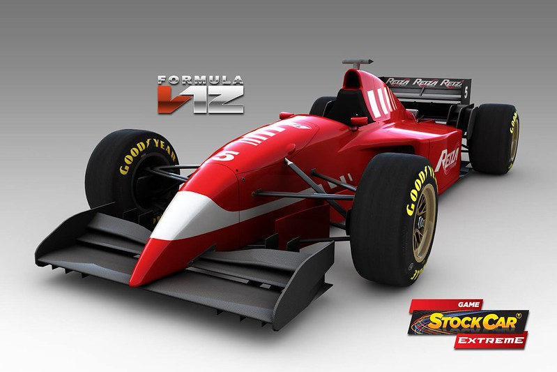 Reiza Studios Update Formula V8