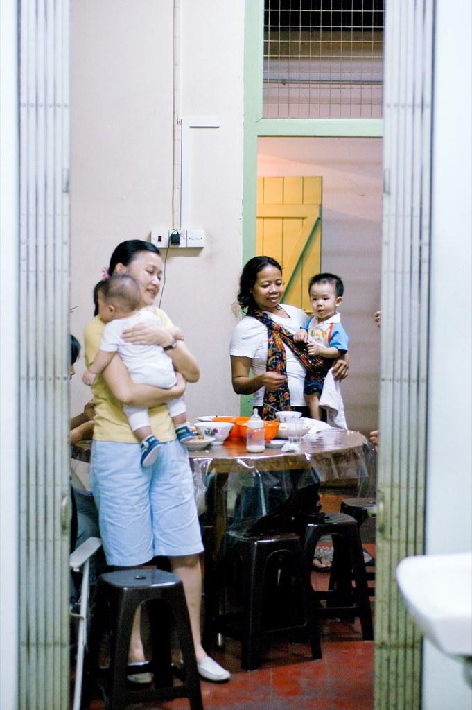 Caregivers in Malaysia