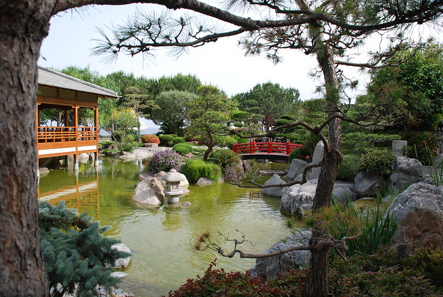 Monaco S Japanese Water Gardens 5 Flickr Photo Sharing