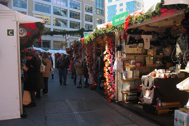 Union Square Christmas Market Flickr   Photo Sharing Ed4y0vT1