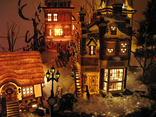 Dickens Village #1