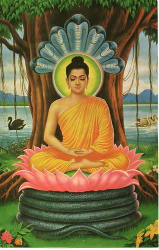 Siddhartha Gautama by amadeus_vince
