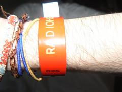 Million Pound Wristband