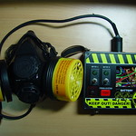 Noise Gas Mask + Effector
