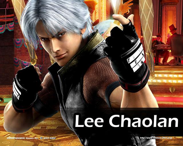 tekken 6 lee chaolan ending a relationship