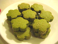 Green Tea Cookies 2.0