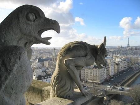 Chimères de Notre Dame