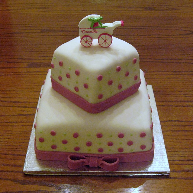 baby shower cake flickr photo sharing