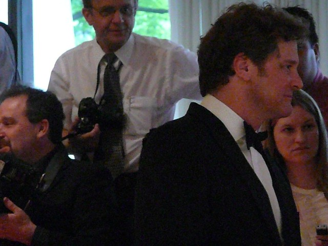 Header of Colin Firth