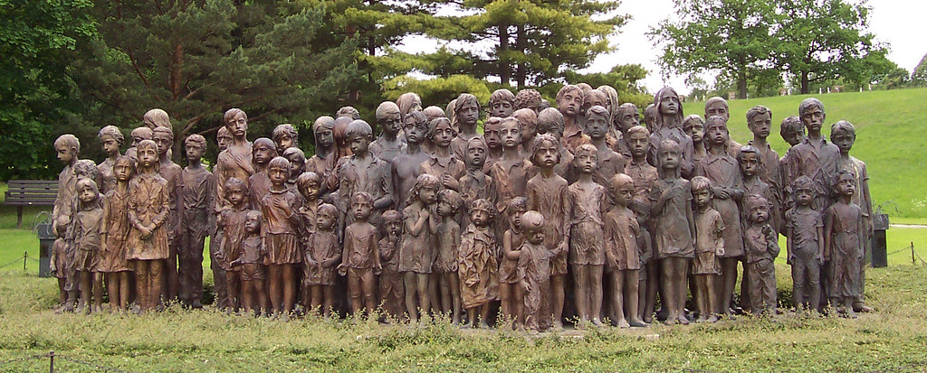 Lidice Childrens War Victims Memorial
