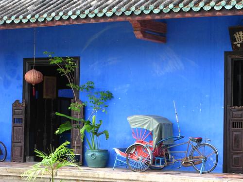 Cheong Fatt Tze Mansion, Georgetown, Penang