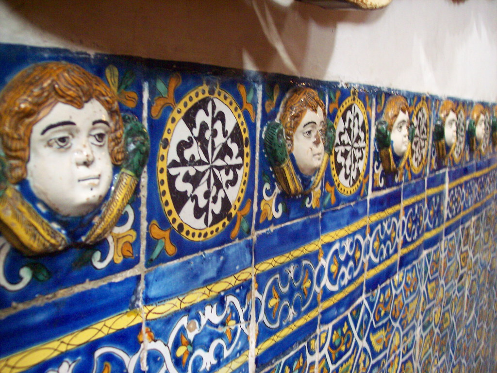 pared de talavera