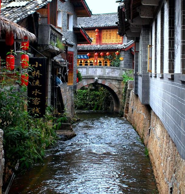 Old Town - Lijiang, P.R.C.