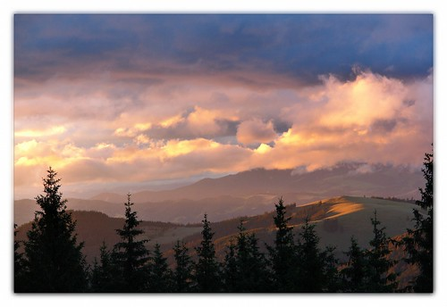 sunset clouds trekking germany deutschland sonnenuntergang sundown wolken baden schwarzwald blackforest wandern wanderung mywinners westweg aplusphoto superbmasterpiece betterthangood crossingtheblackforest
