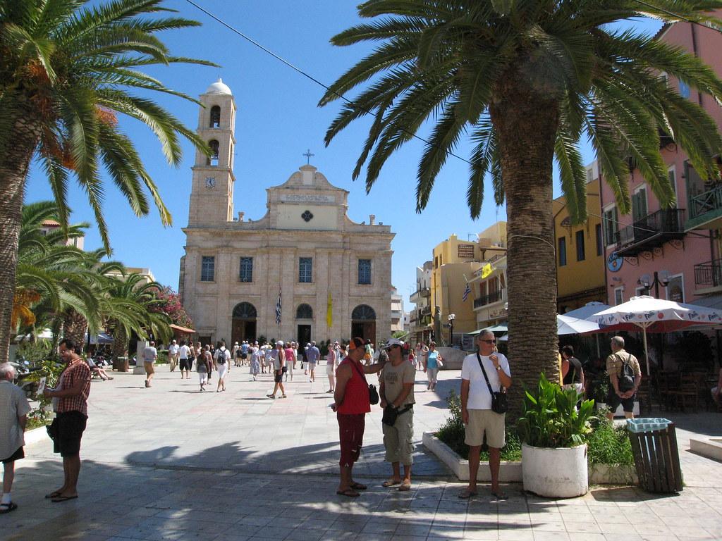 Island of Crete
