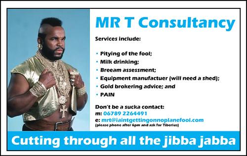 MR T Consultancy