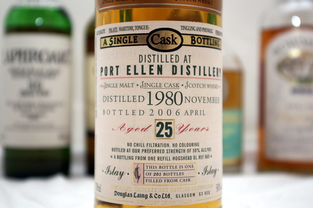 Port Ellen 25 year old